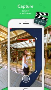 Splash - 360 Video Camera iOS App