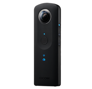 Ricoh Theta S Waterproof camera