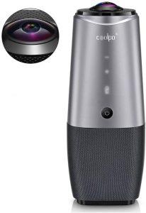 Coolpo 360 video conference camera